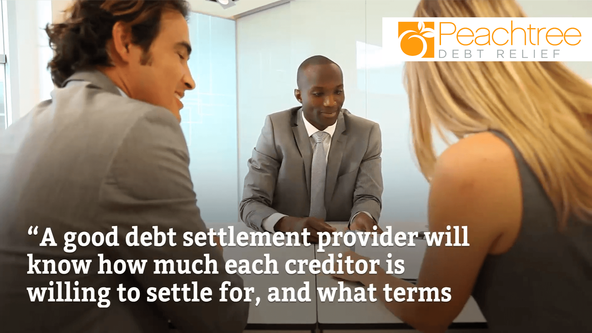 Debt Settlement and debt relief results